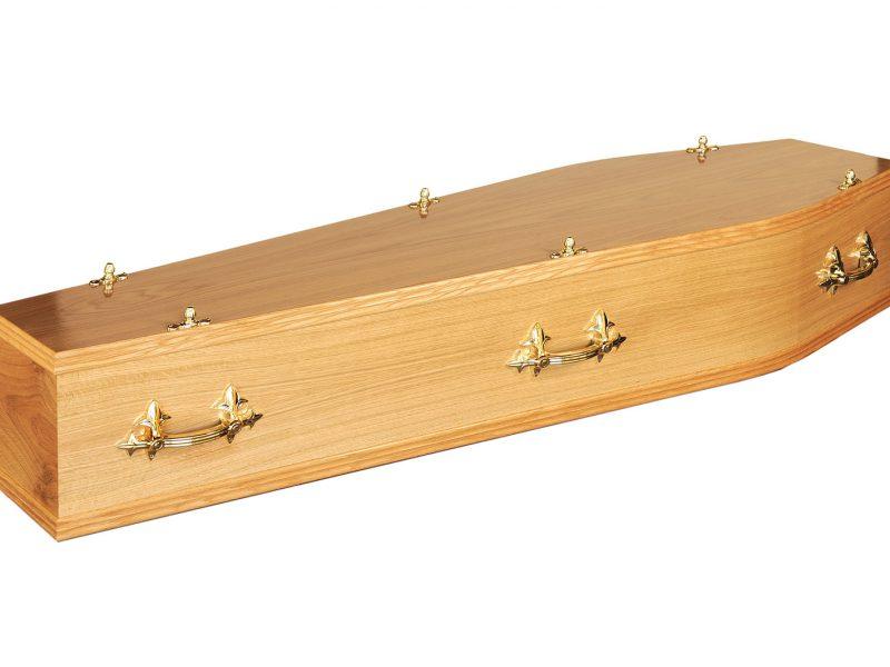 York Coffin