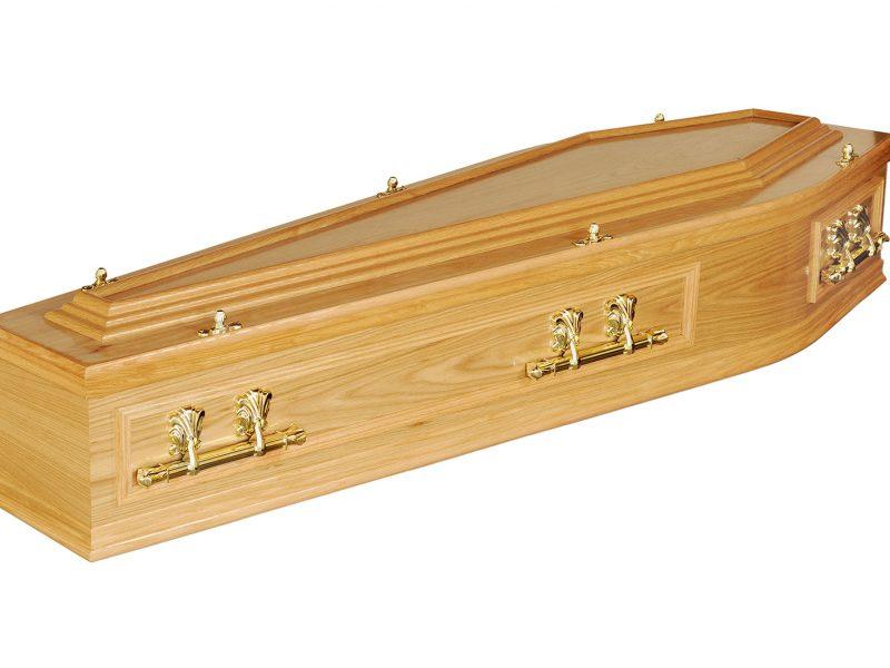 Ashbourne Coffin