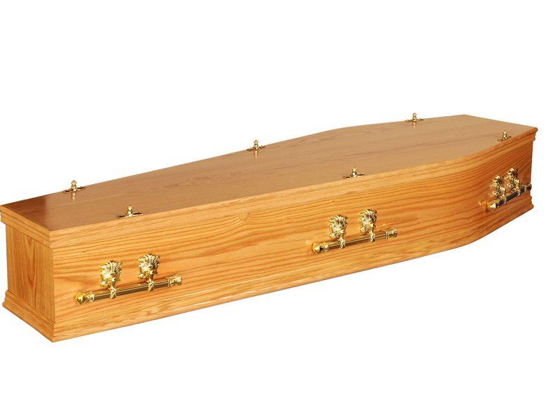 Derby Coffin