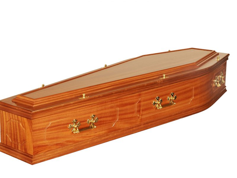 Ascot Coffin