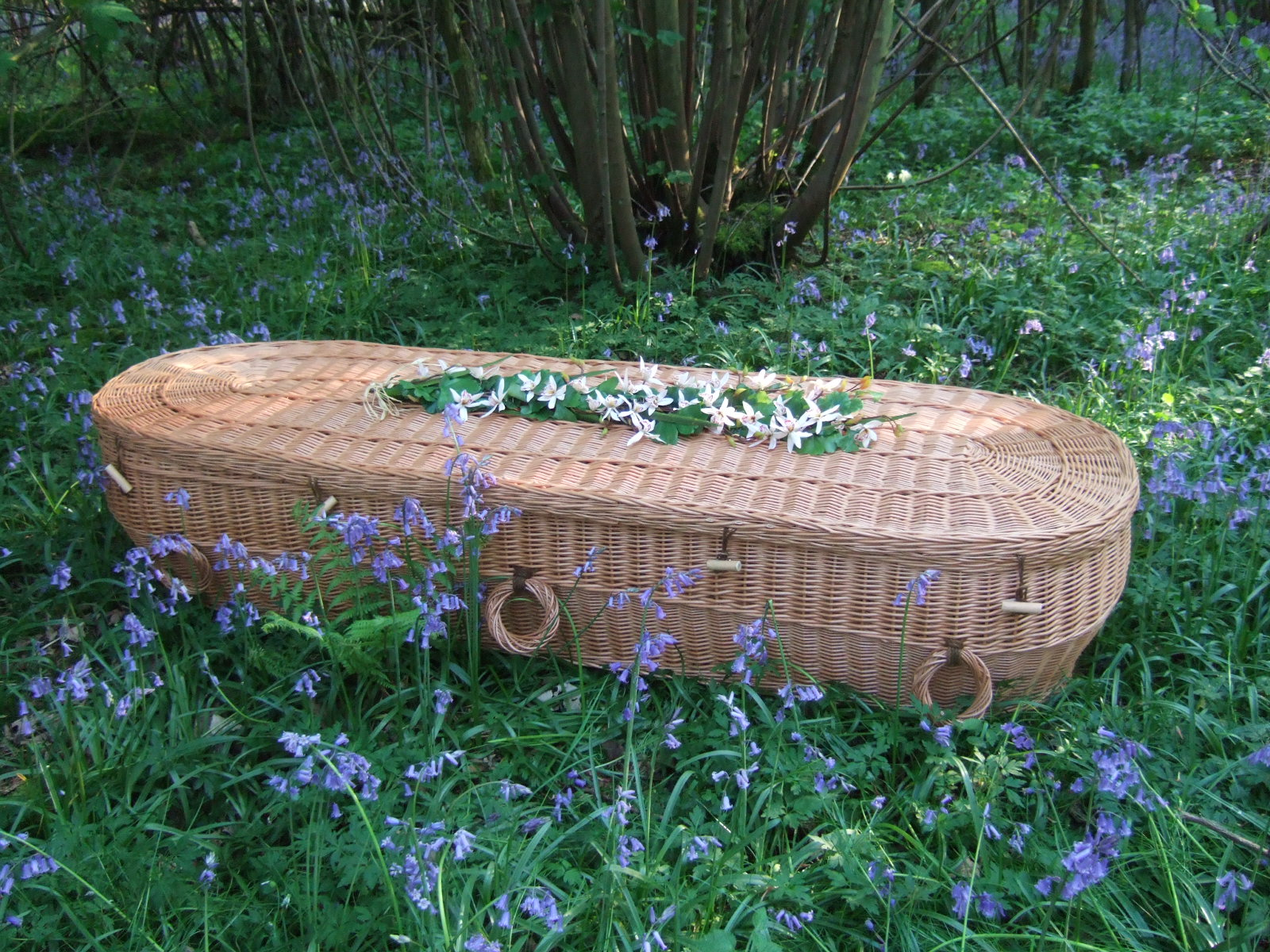 Willow Cromer Coffin
